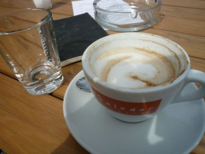 Cafe-drikkepenge