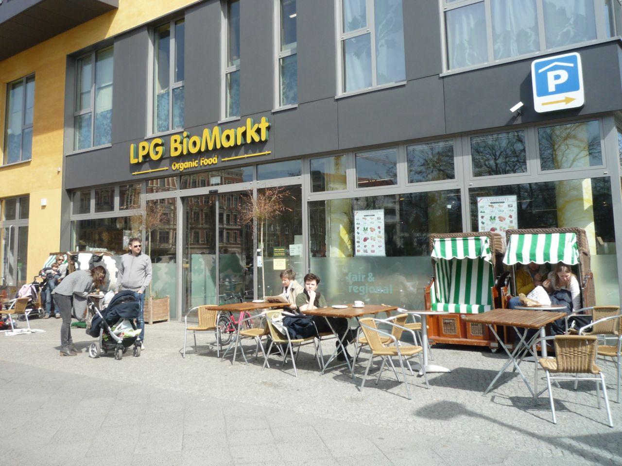 LPG Biomarkt Berlin