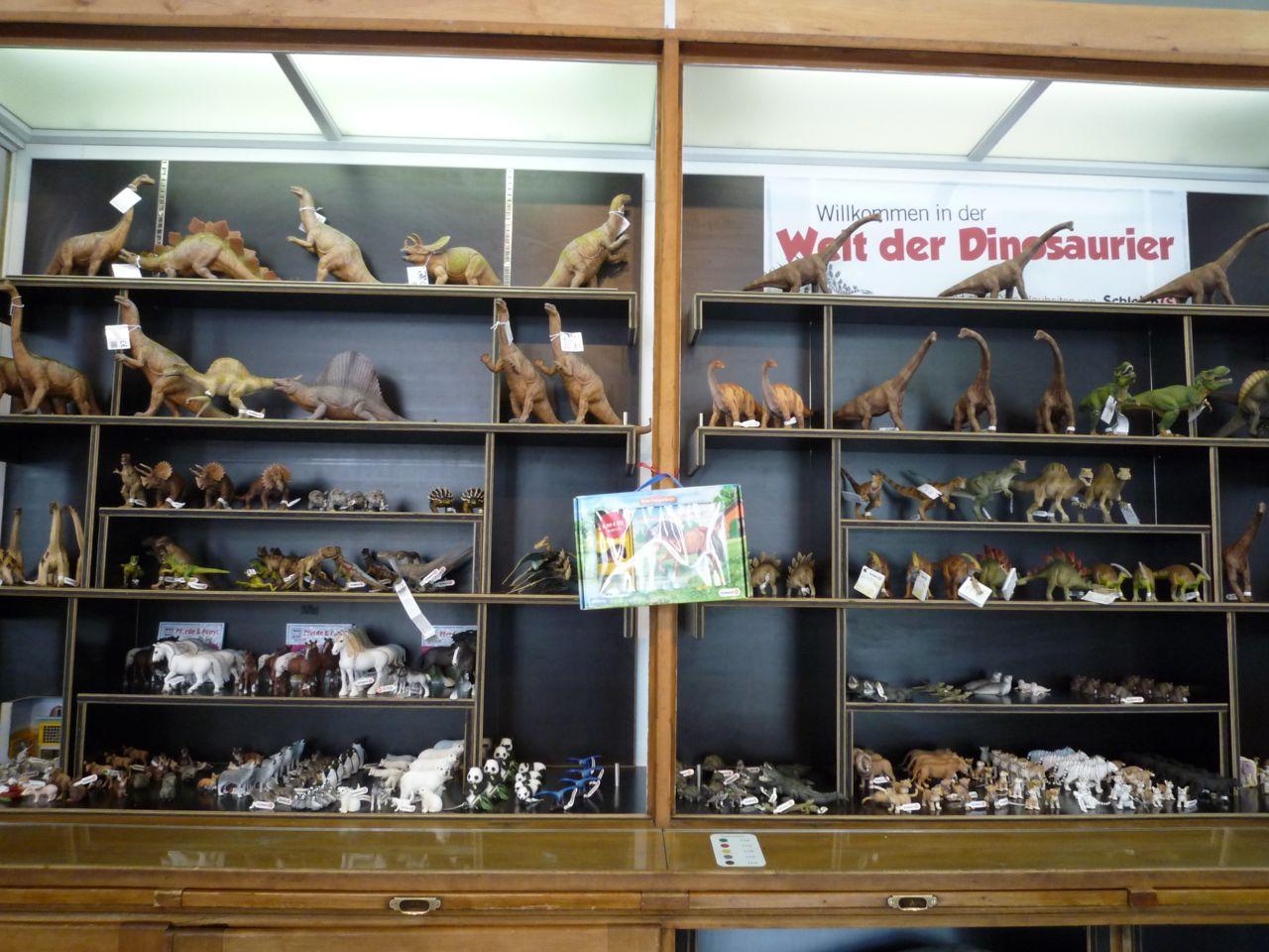 zoologisk museum butik