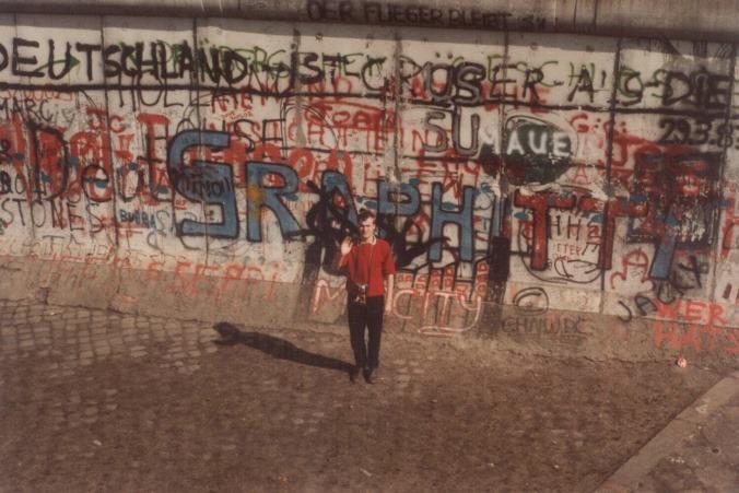 Fra det første besøg i Berlin i 1985