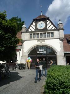 Grunewald station