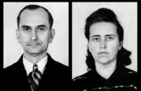Elise og Otto Hampel