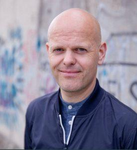 Jesper Clemmensen, forfatter til Skyggemand om DDR-flygtninge og deres hjælpere