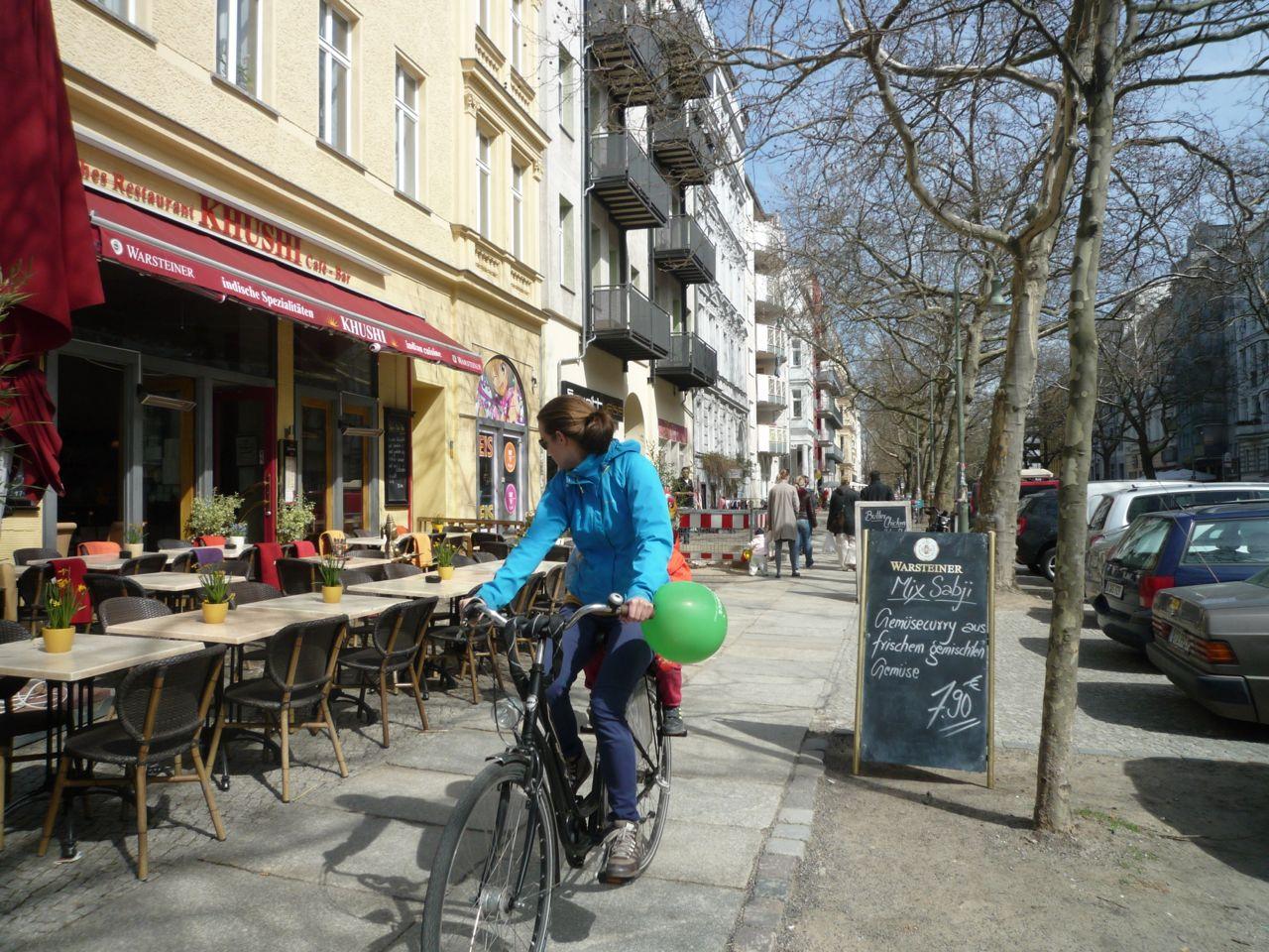 Kollwitzstrasse