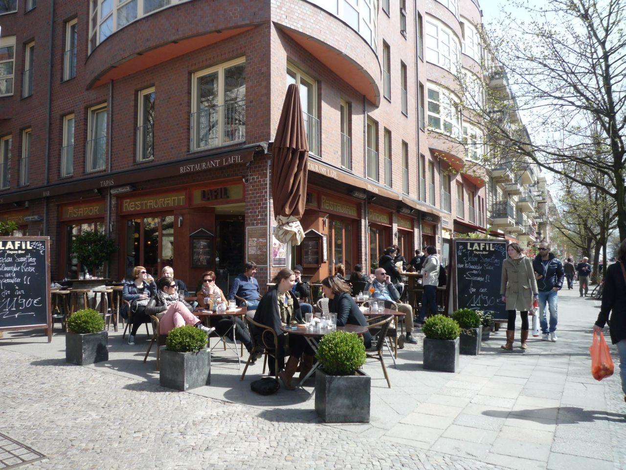 Kollwitzstrasse Berlin
