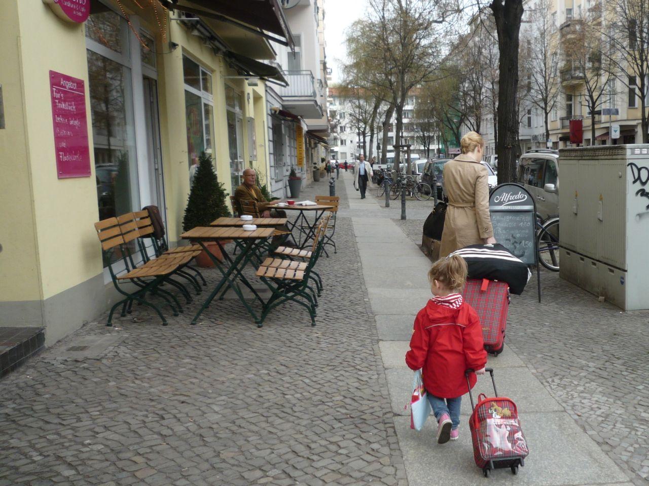 Berlin er en af meget børnevenlig - så tag bare børnene med på storbyferie.