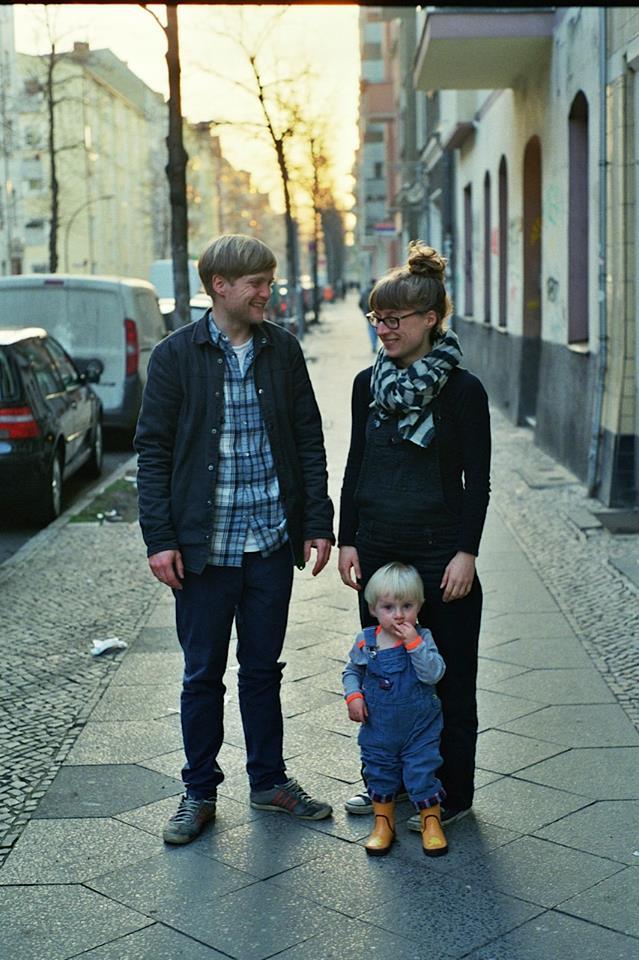 Billede vild med Berlin fam
