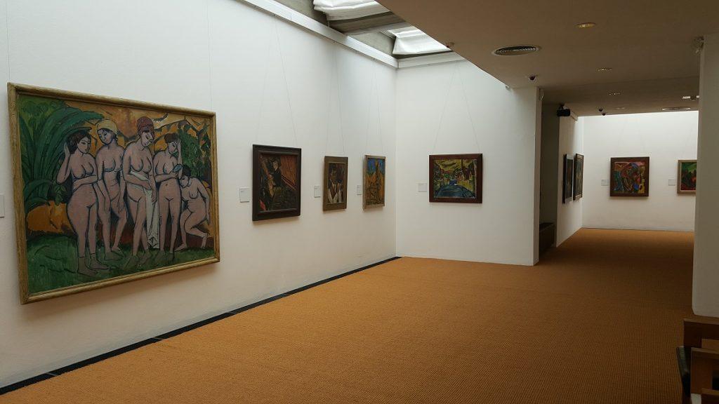 Brücke Museum Dahlem Udkanten Berlin
