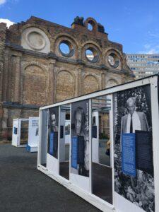 Udstilling om Exilmuseum Berlin